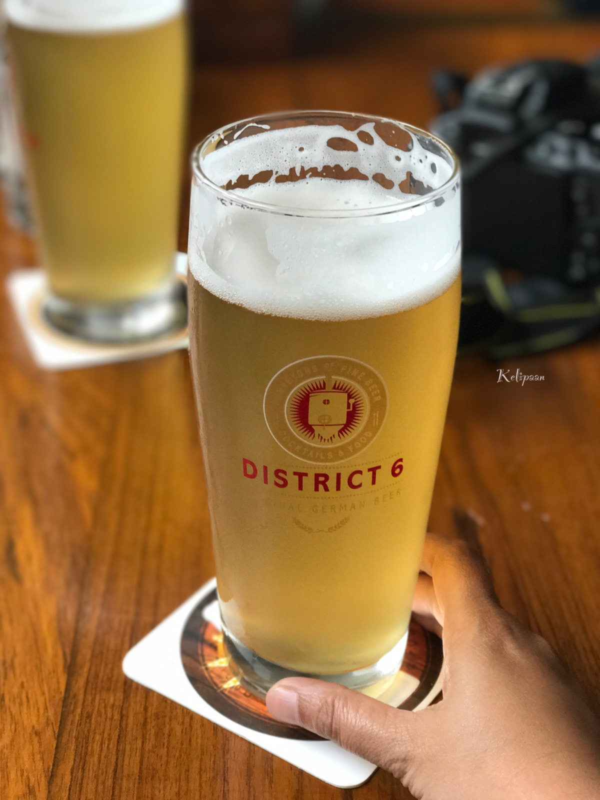 District 6.. Pub, Brewery & Kitchen.. !!