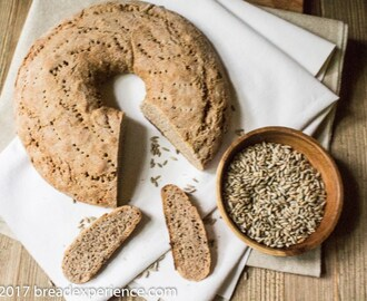 Swiss Rye Ring – a circular adventure for the Bread Baking Babes