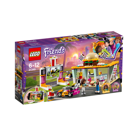 Lego Friends - Restaurang 41349