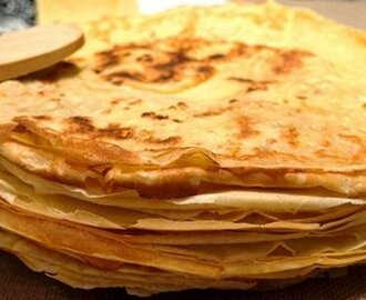 crepes super fáciles