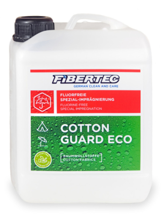 Fibertec Cotton Guard Eco 2500ml 2019 Tältvård & Tältlagningar