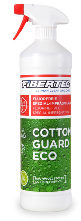 Fibertec Cotton Guard Eco 1000ml 2019 Tältvård & Tältlagningar