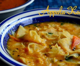 Appala Kootu Recipe