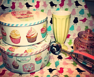 Recipes: Retro Treats - Milkshake & Cookies