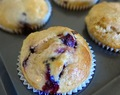 The Ultimate Blueberry Muffins
