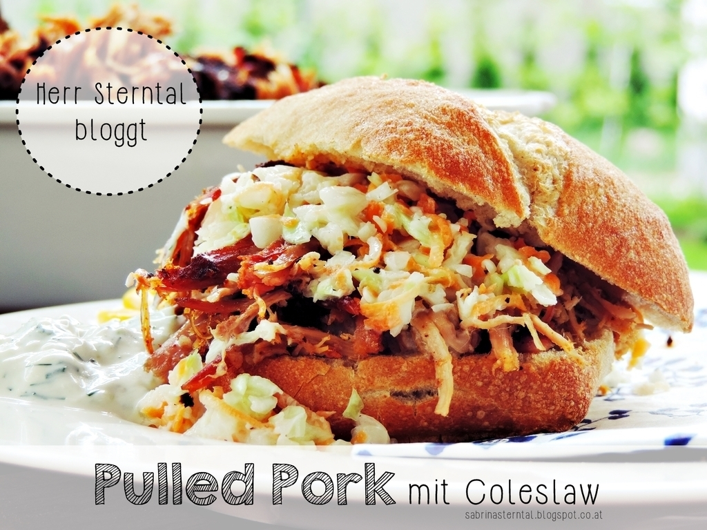 [FOOD] Pulled Pork mit Coleslaw