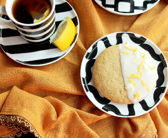 Lemon Glazed Southern Tea Cakes