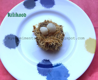 Kilikood/ Birds Nest