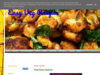 Easy Veg Recipes