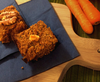 Recept: Carrot Cake Brownies