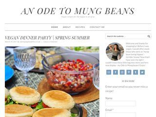 An Ode To Mung Beans