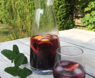 Zomerse Spaanse Sangria