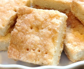 Family Favorite Shortbread