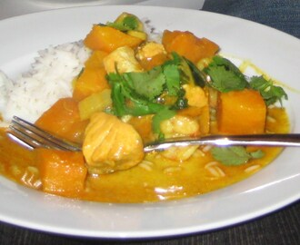 Oranje Curry