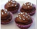 Chokladcupcakes med Nutellafrosting