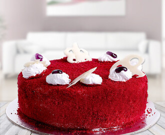 Easy ways to cook a delicious Red Velvet Cake at home