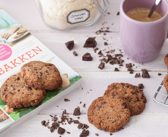 Gezond bakken – Chocolate chips cookies