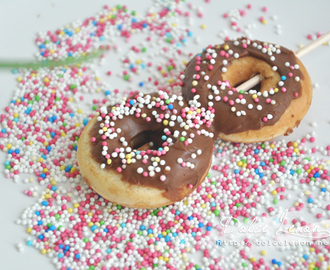 Nougat Donut Sticks