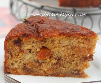 Banana Bread (Nigella Lawson)