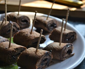Low Carb Gluten Free Chocolate Crepe Rolls – Kid Friendly Recipes