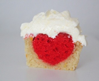 Love is in the Air – Cupcakes