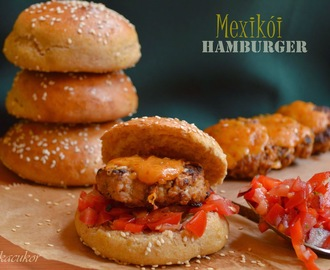 Mexikói hamburger