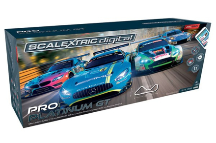 Scalextric ARC Pro Platinum digital bilbana