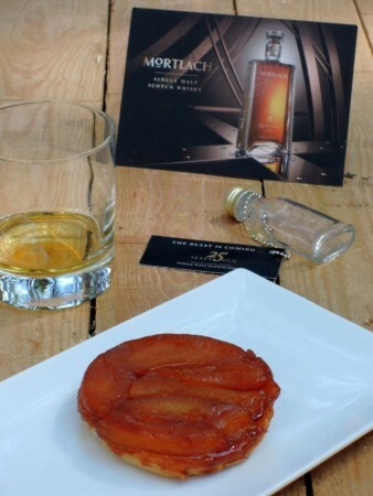 """Mortlach"" The Beast of Dufftown – Tarte Tatin"