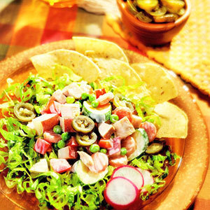 Peppery Mexican Chicken Salad