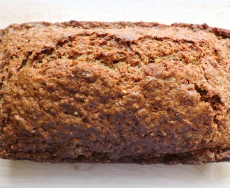 Spiced Pear Tea Bread