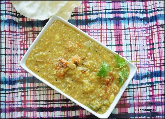 Buckwheat Khichdi in Instant Pot