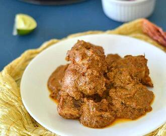 Chicken Chaap ( Chicken in a rich-aromatic gravy)