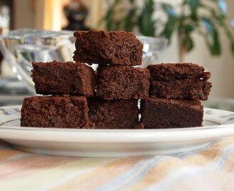 Basic Chocolate Fudge Brownies