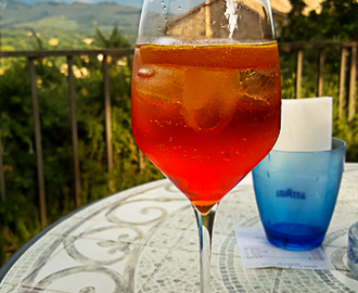 Happy Hour – Aperol Spritz