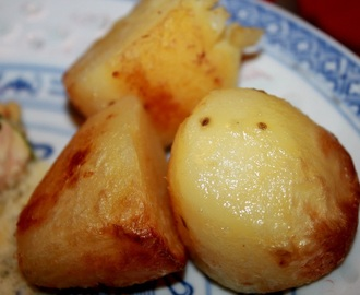 Roast Potatoes ~ Roest Kartoffeln