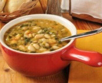 Kale & Butter Bean Soup