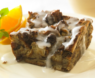 Cinnamon Roll Breakfast Casserole
