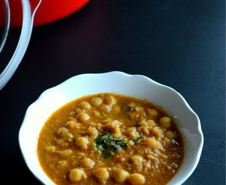 Chole Masala | Chana Masala Recipe- For Chapathi, Poori, Roti, Batura