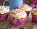 Lemon and Poppy Seed Cupcakes
