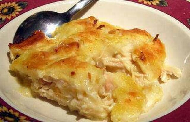Chicken and Dumpling Casserole