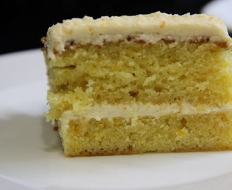 Easy Orange Cake recipe