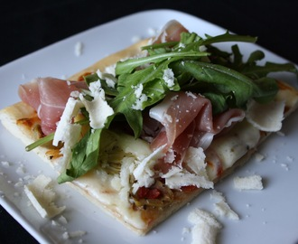 Pizza Antipasti