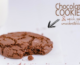 Chocolate Cookies – American Style [What else?]