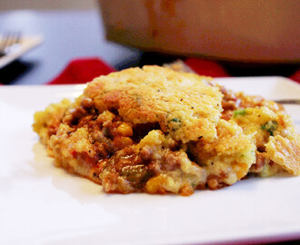 Rustic Tamale Pie