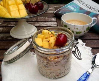 Overnight Oats & Morning Glory Bootcamp