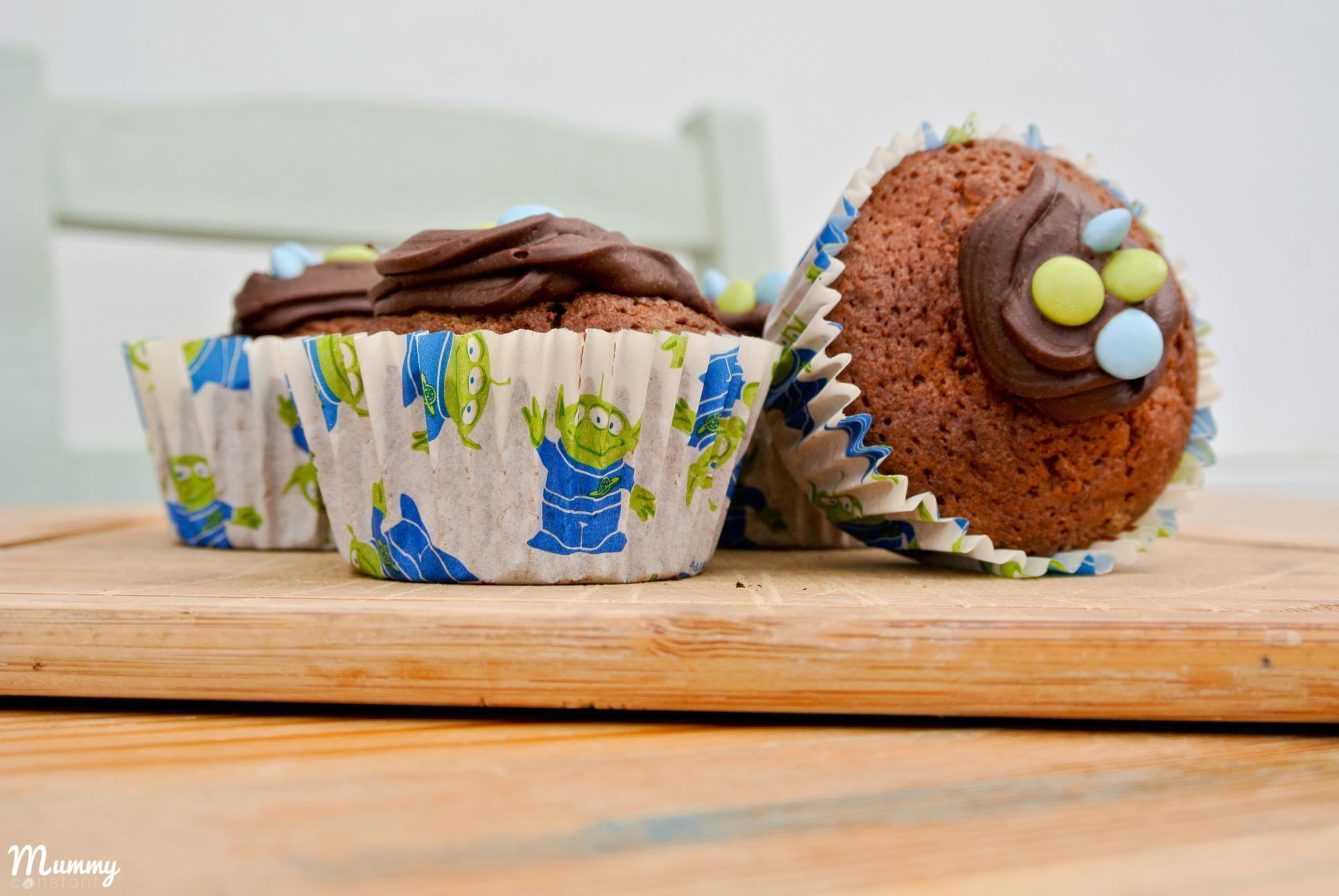 #recipe: Toy Story Easter cupcakes