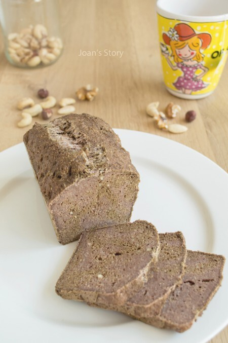 Recept: teff sorghum brood