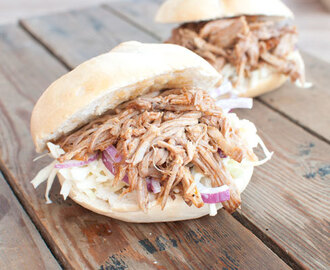 Recept: Pulled pork uit de oven