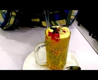 Kesar Dry Fruit Falooda | Indian Street Food | Hyderabad Street Food
