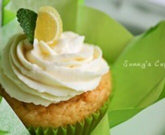 Cocktail Time: Caipirinha Cupcakes
